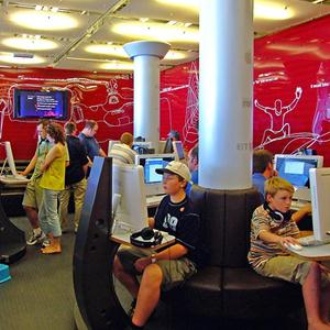 Интернет-кафе Правдинска