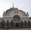 Железнодорожные вокзалы в Правдинске