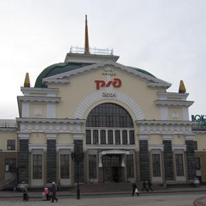 Железнодорожные вокзалы Правдинска
