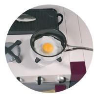 Кафе Романтика - иконка «кухня» в Правдинске